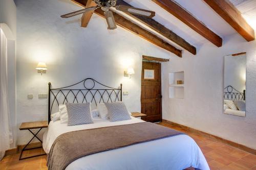 Standard Doppel- oder Zweibettzimmer Finca Hotel Es Castell 6