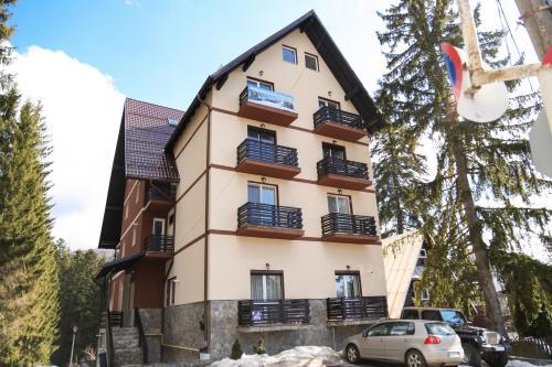 Cioplea Residenz - Apartment - Predeal