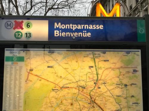 Hôtel Renoir Montparnasse photo 38
