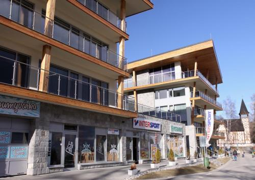 Hrebienok Resort   Dependance