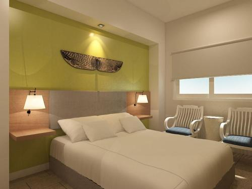 Kamar Queen dengan Pemandangan Laut (Queen Room with Sea View)