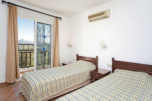 Ortakent Salmakis Villas - Villa Tuncay odalar