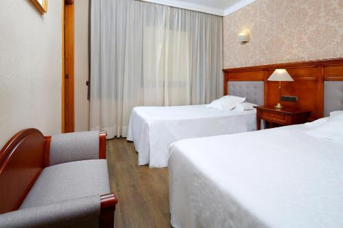 Apartaments-Hotel Hispanos 7 Suiza photo 23