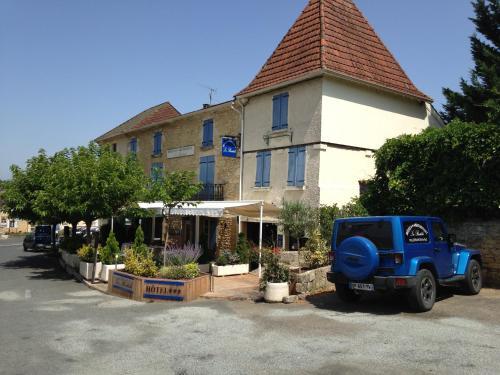 . Hôtel Restaurant La Bastide