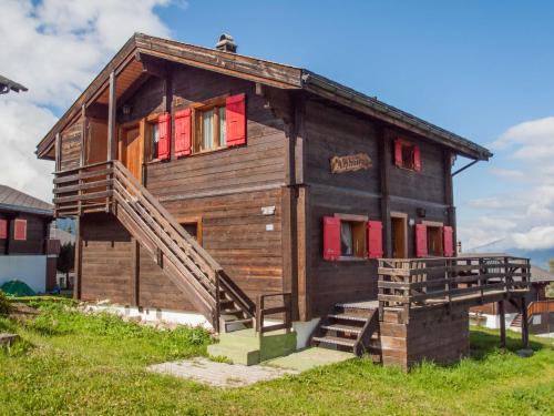 Chalet Alphutte - Hotel - Rosswald