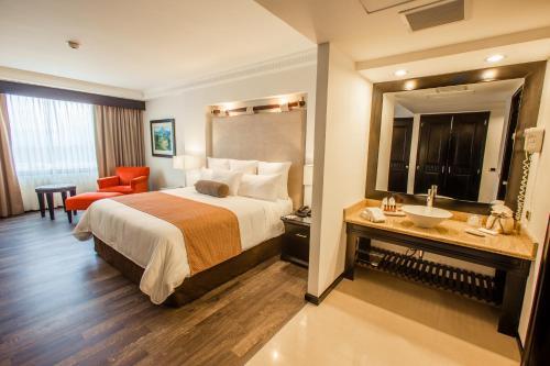 Grand Tikal Futura Hotel कक्ष तस्वीरें