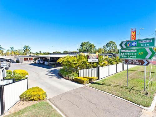 . Charters Towers Motel