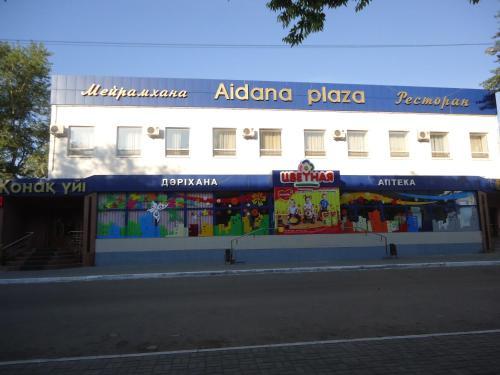 . Aidana Plaza