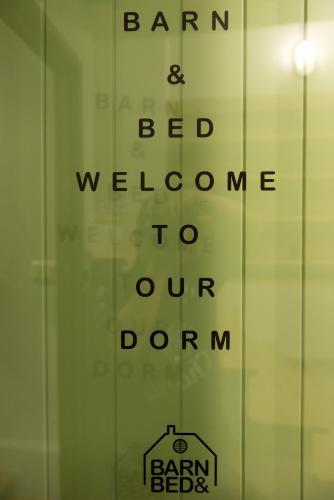 Barn & Bed Hostel photo 33