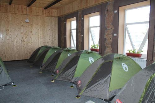 TentHostel værelse billeder