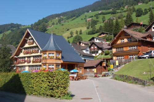 Gasthaus Schäfli - Hotel - Alt Sankt Johann