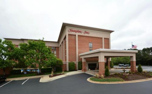 Hampton Inn Raleigh-Capital Boulevard North in Raleigh