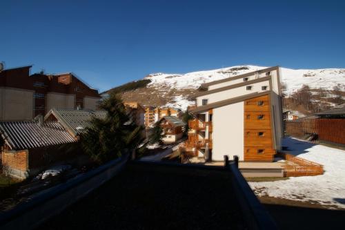 Gioberney Les Deux Alpes