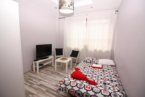Red Apartament, Lodz