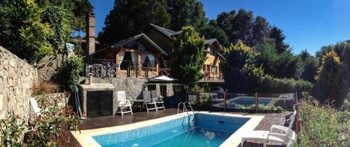 Las Cumbres Apart&Suites - Accommodation - San Martín de los Andes