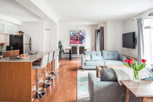 Suite Mont-Royal by MTLVacationRentals Foto principal