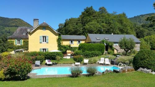 Maison d'hôtes Les 3 Baudets - Accommodation - Issor