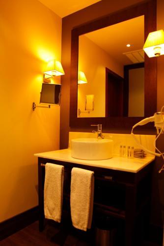 Habitación Doble Estándar - 1 o 2 camas - Uso individual Hotel Spa Martín el Humano 7