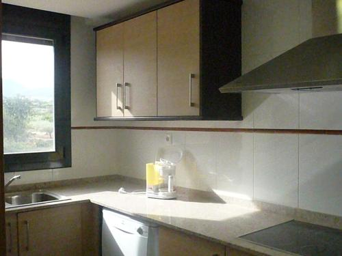 Three-Bedroom Apartment - Ground Floor (6 Adults) Windows