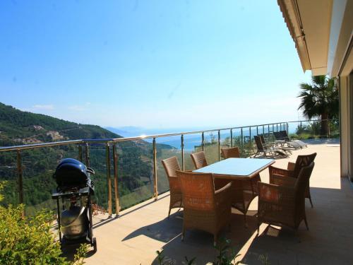 Alanya Villa Dream View harita