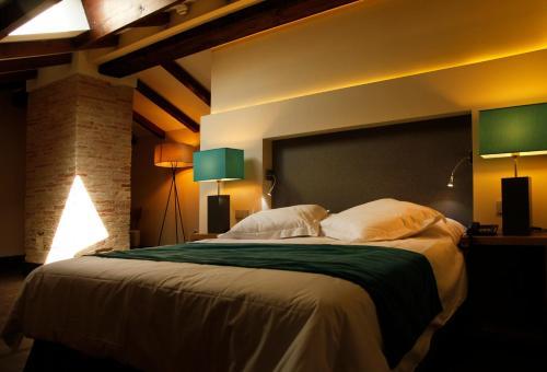 Habitación Dúplex Hotel Spa Martín el Humano 8