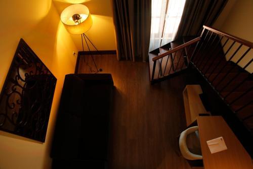 Habitación Dúplex Hotel Spa Martín el Humano 9