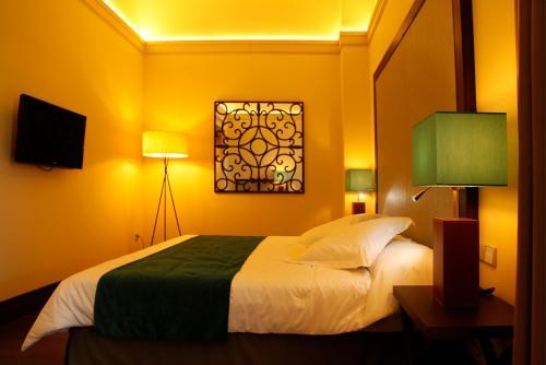 Habitación Doble Estándar - 1 o 2 camas - Uso individual Hotel Spa Martín el Humano 5