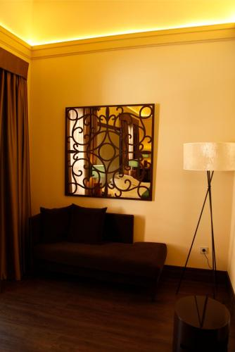 Habitación Doble Estándar - 1 o 2 camas - Uso individual Hotel Spa Martín el Humano 8