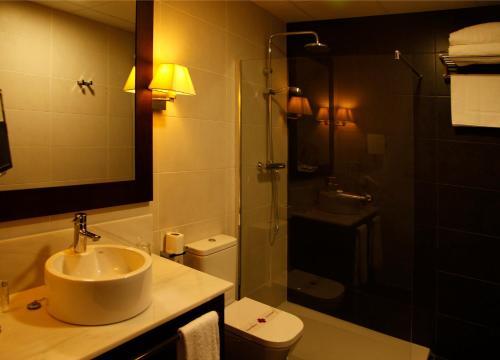 Habitación Doble Estándar - 1 o 2 camas - Uso individual Hotel Spa Martín el Humano 6