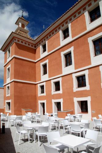 Habitación Familiar Grande Hotel Spa Martín el Humano 8