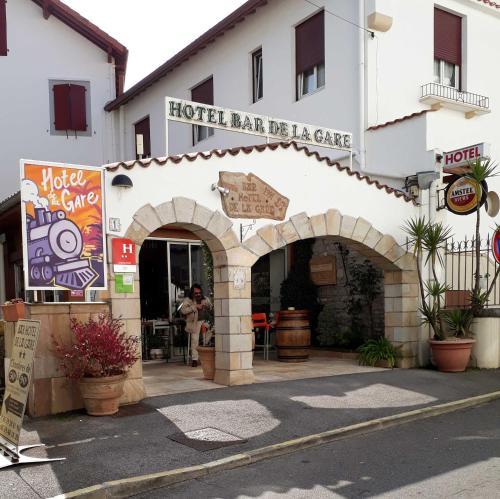 Hotel de La Gare - Hendaye
