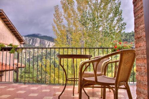 Double Room with Hydromassage Coto del Valle de Cazorla 37