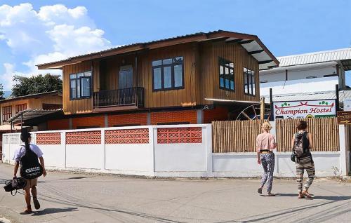 HotelChampion Hostel