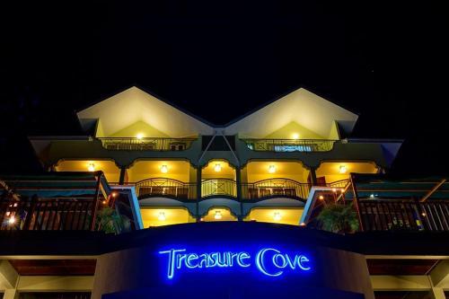 Treasure Cove Hotel & Restaurant, Bel Ombre, Seychelles