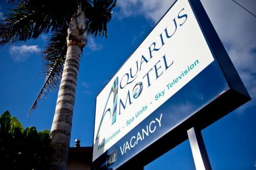 Aquarius Motel - Accommodation - Ohope Beach