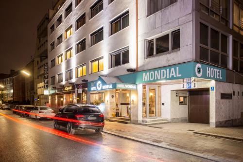 Centro Hotel Mondial photo 5