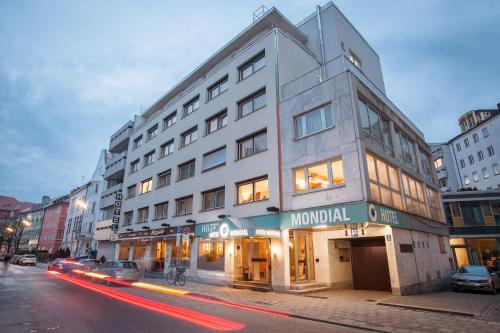 Centro Hotel Mondial impression
