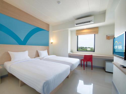 Hop Inn Phitsanulok room photos