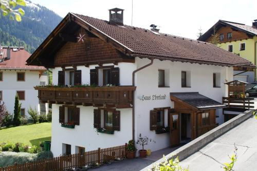 Haus Oberland - Accommodation - St. Anton am Arlberg