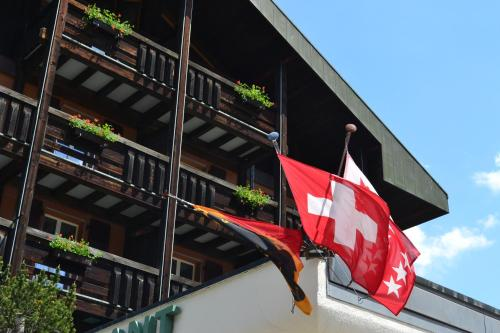 Blümlisalp - Hotel - Kandersteg