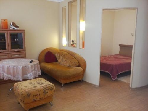 . Apartment na Chizhevskogo 12