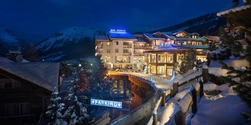 Hotel Baita Montana Livigno