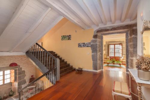 Seven-Bedroom House Casona Valle de Soba 32