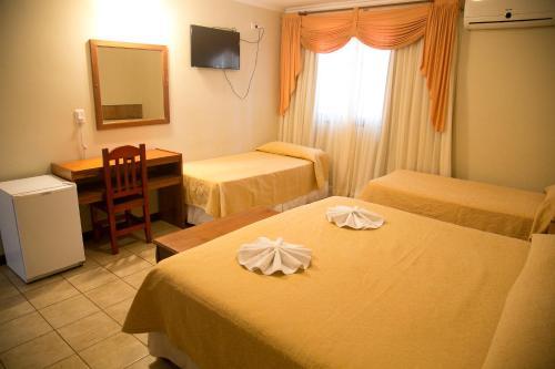 Фото отеля Hotel Cabanas del Lenador