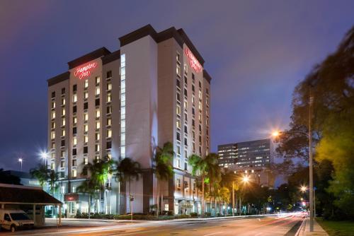 Hampton Inn Ft. Lauderdale /Downtown Las Olas Area in Fort Lauderdale