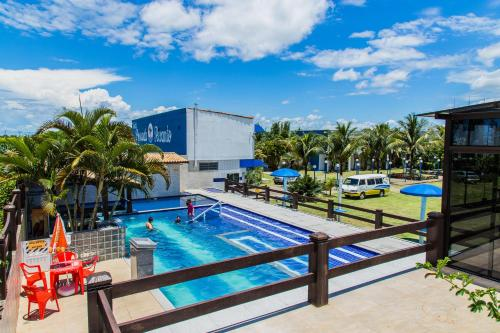 Foto de Hotel Pousada Recanto