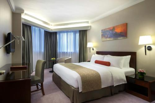 Prince Hotel, Marco Polo Pre-CNY Special:Deluxe Room with room upgrade and Chinese Pudding