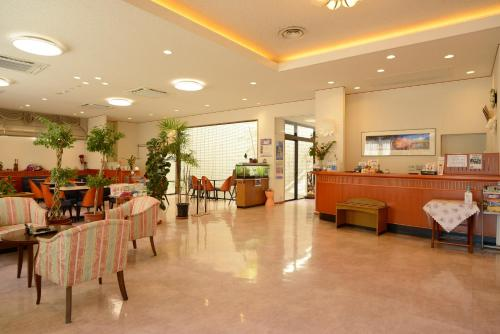 壹岐瑪麗娜酒店 Iki Marina Hotel