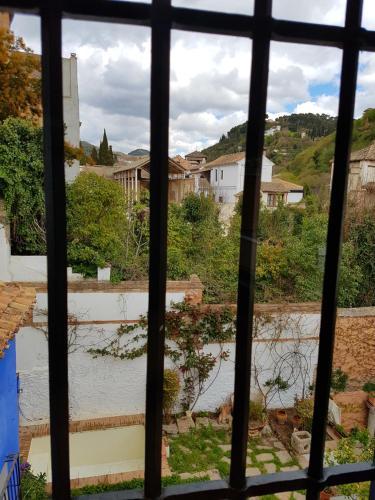 Habitación Doble con vistas al jardín Palacio del Cobertizo de Santa Ines 4