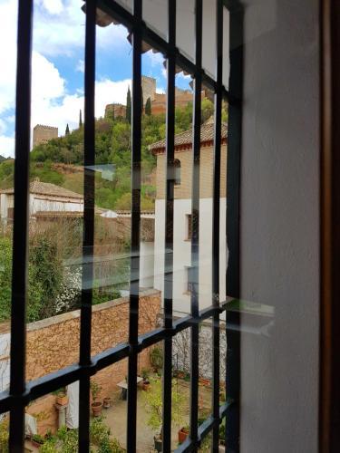Habitación Doble con vistas al jardín Palacio del Cobertizo de Santa Ines 5